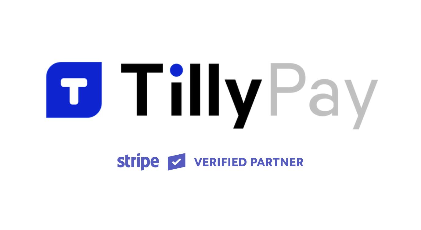 TillyPay becomes official Stripe partner