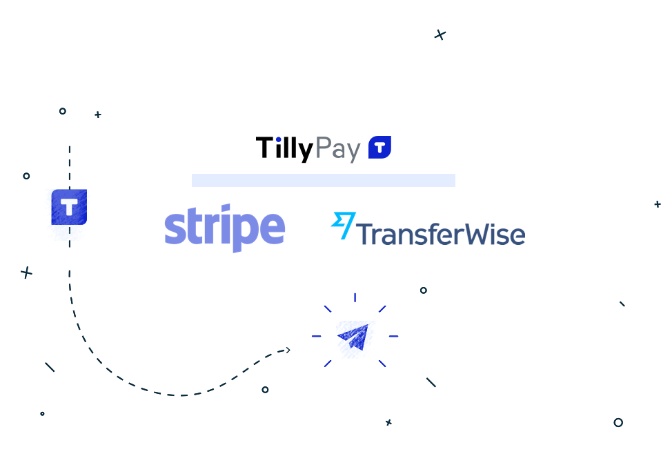 Leveraging Stripe & Transferwise when charging in different currencies