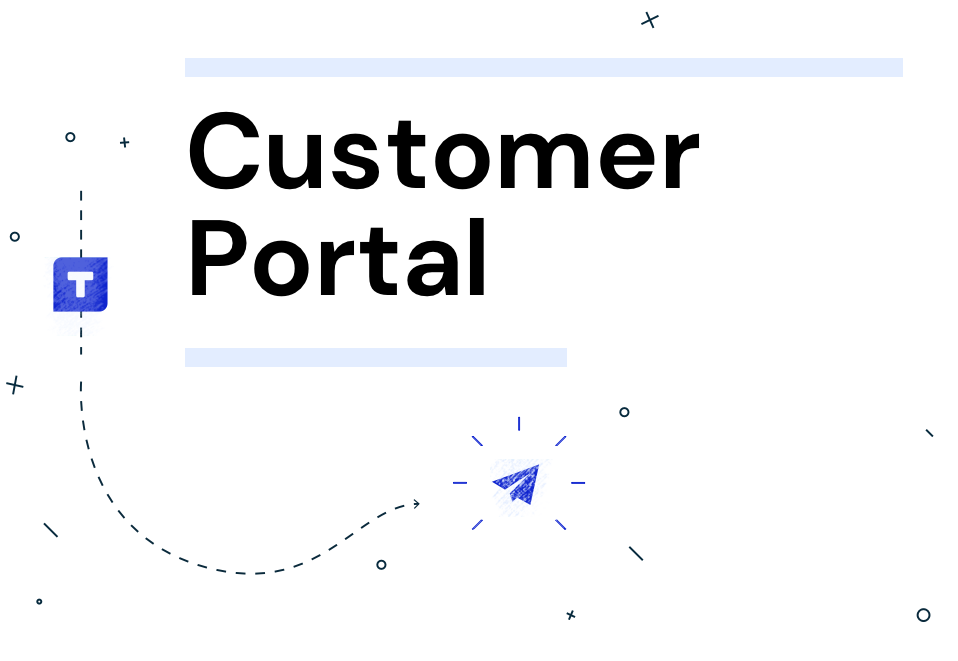 New Feature - Customer Portal