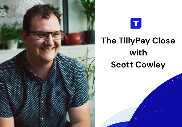 The TillyPay Close - How Scott eliminated 30% drops in his sales funnel